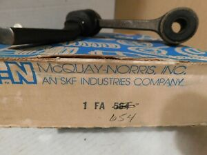 FA654 McQuay Norris Steering Idler Arm fits Ford Lincoln Mercury 1965-1974