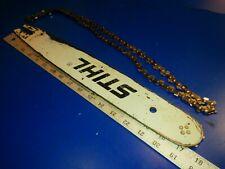 3005 000 6313 bar stihl 009 chainsaw parts oop e