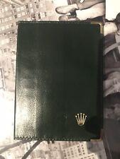 Porta Passaporto Ufficiale Rolex