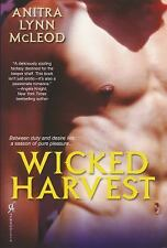Wicked Harvest by Anitra Lynn McLeod (2009, Paperback) erotic romance
