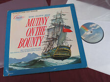 BRONISLAU KAPER Mutiny On The Bounty Bande originale LP MCA 25007-USA 1986 très bien
