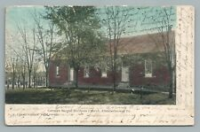 German Baptist Brethren Church Elizabethtown Pennsylvania Udb Antique 1907