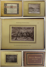 Heidelberger Studentenleben Einst und Jetzt 1886 Kunst Kultur Natur Zeichnung sf