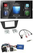 JVC Bluetooth Lenkrad 2DIN USB MP3 Autoradio für Iveco Daily ab 2014
