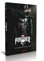 The Punisher - Season 2 (the complete second season) Free shipping