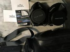 Sony Professional Digital Camera DSC-F707 3 extra lenses + WEEKEND SALE HURRY