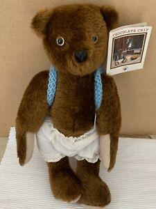 Limited Edition Chocolate Chip Colour Box Teddy Bear 30 CM Brand New No 230