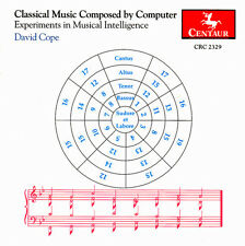 David Cope, Cope - Classical Music Composed By Computer [New CD]
