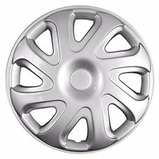 """2000-2002 TOYOTA COROLLA 14"""" Silver Hubcap Wheelcover NEW"""