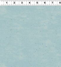 Beach House Y2634-87 Clothworks Light Denim tonal cotton quilt Fabric Bthy