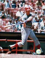 """Frank Howard Signed 8X10 Photo Autograph """"Hondo"""" Auto w/COA Washington Senators"""