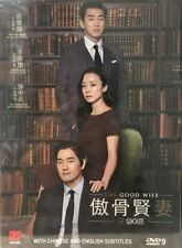 THE GOOD WIFE KOREAN 2016 TV (1-16 EPISODES end) DVD WITH ENG SUB (ALL REGION)