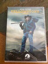 Yellowstone: Season 3  (DVD, 4-Disc Set, 2020) Good Condition