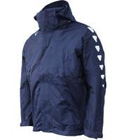 Nike ACG Fit Storm Nederland Zip Up Hooded Navy Red Mens Jacket 103586 451 EE101