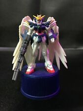 WING GUNDAM ZERO XXXG-00W0 Bottle Cap Figure Pepsi Japan Gundam 25th Anniversary