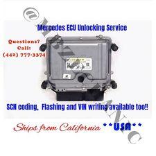 Mercedes Benz A2721535091 Me Ecu Scn Coding ,Programming, Unlocking, Vin writing