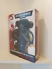 Warhammer 40.000 Set of 3 Rulebooks, Hardcover, Games Workshop, RPG