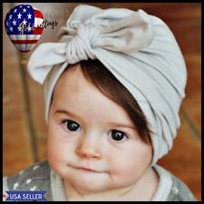 Newborn Baby Turban Girls Boys Beanie Cap Photo Hat Photography Prop Hat Winter