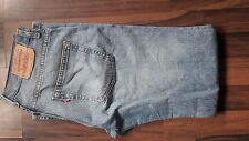 Levis Jeans 507 blau Stonewashed W30 L32 Herrenjeans