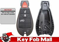 NEW Keyless Entry Key Fob Remote 4BTN CASE ONLY For a 2009 Dodge Charger