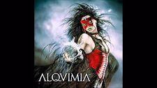 ALBERTO RIONDA ALQVIMIA espiritual CD ( AVALANCH MEMBERS)