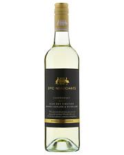 Epic Negociants Blue Sky Vineyard Chardonnay 2017 case of 6 Dry White Wine 750ml