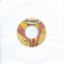 Five Du-Tones:Monkey see-Monkey/The Gouster:US One-derful:Northern Soul
