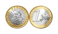 D) SLOVENIA 1 EURO DEL 2007 FDC UNC