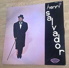 33 tours Henri Salvador Il est né le divin enfant Mary Patron.. 1967 VG+/EXC+
