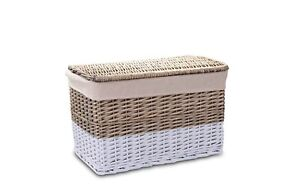 Trunk Wicker IN Two Colours