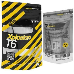 Simply Simple T6 Xplosion Strong Weight loss Pills Extreme Fat Burner Slimming