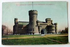 POSTCARD GYMNASIUM AND ARMORY STATE UNIVERSITY COLUMBUS OHIO #4d3e3