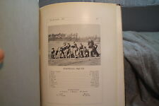 ANTIQUE OLD BOOK YEARBOOK CHESTER HIGH SCHOOL YEAR BOOK 1924 VIRGINIA N RICHMOND