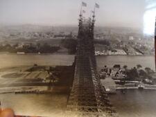 1910 Queensborough Bridge Astoria Roosevelt IslandPhoto