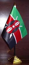 Kenyan Desktop Country Flag - Souvenir New