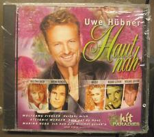 """UWE HÜBNER """"HAUTNAH"""" - HIT PARADIES SCHLAGER SAMPLER - CD"""