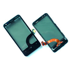 100% Originale Nokia Lumia 620 Digitizer Touch Screen Glass Panel + Surround REV-3