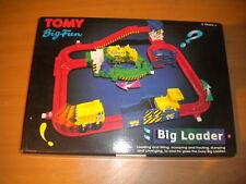 80'S VINTAGE TOMY BIG FUN BIG LOADER TOY MINT IN BOX MIB