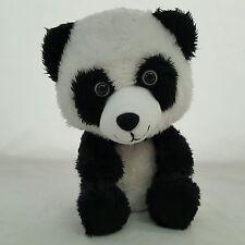 Build A Bear Smallfrys Panda Plush Black White Small