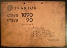 Steyr Traktoren 1090 Ersatzteilkatalog
