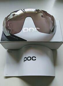 POC Half Blade Replacement Lens - Violet/Silver Mirror 10.0