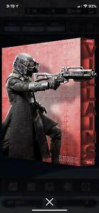 Topps Star Wars Card Trader DIGITAL Villains Weekly S2 Kuruk Red