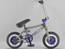 * GENUINE ROCKER-non copiare * - RR Raw BMX Incorporated MINI BICICLETTA BMX