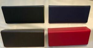 WOW! New Fendi triangle case choose color red, black , blue, brown