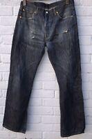 Vintage Levi 501 Jeans Darkwash W34 L32