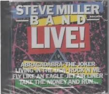 Steve Miller Band Live CD NEU Abracadabra The Joker Living in the USA Rock'n Me