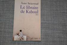 "Asne SEIERSTAD: ""Le Libraire de Kaboul."" 2003"