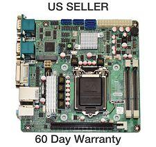 Jetway NF9F-H61 SBC Mini-ITX Intel i3/i5/i7 Socket LGA1155  Intel H61 NF9F-H61