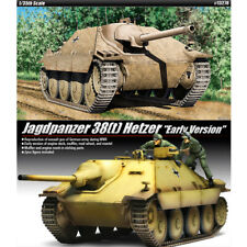 "Academy 1/35 Jagdpanzer 38(t) HETZER ""Early Version""  Plastic Model Tank # 13278"