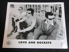 LOVE & ROCKETS--PUBLICITY PHOTO*
